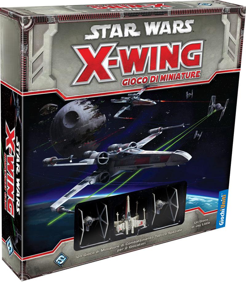 X-Wing: gioco di miniature