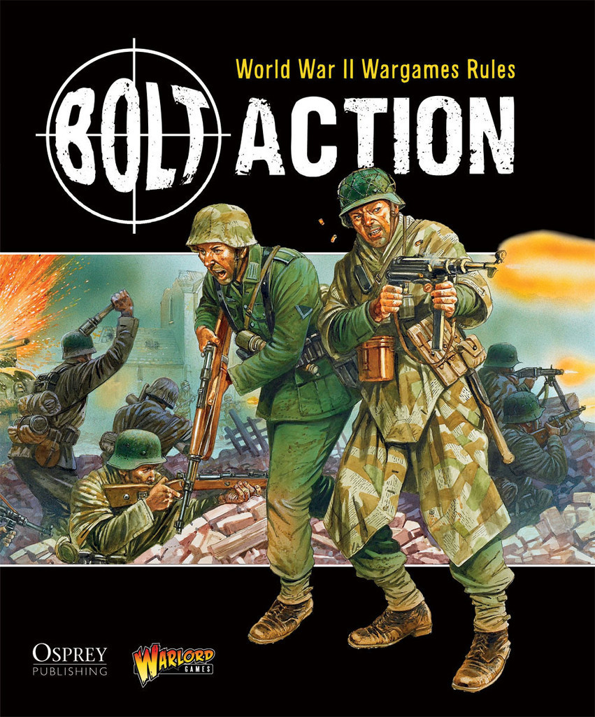 Warlord Games – Bolt Action