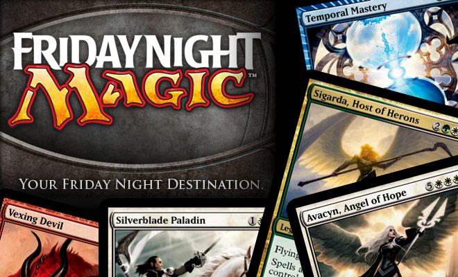 Magic: Torneo Friday Night