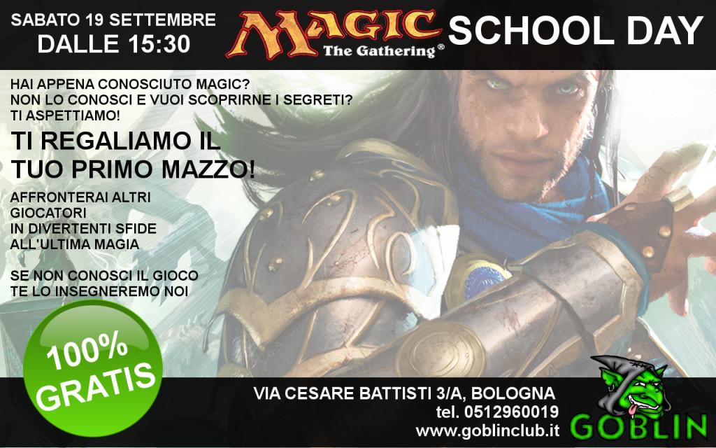 Magic: SUPER SCHOOL DAY