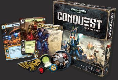 Warhammer 40,000 Conquest: Torneo