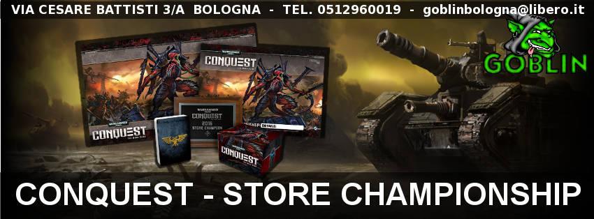 Warhammer 40,000 Conquest: Store Championship