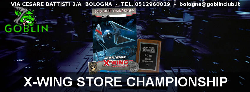 X-Wing: Store Championship