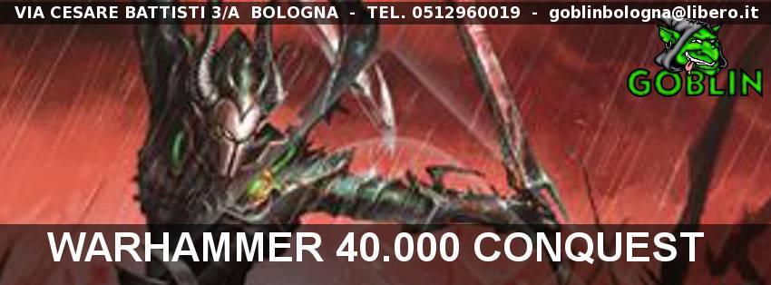 Warhammer 40.000 Conquest – Torneo
