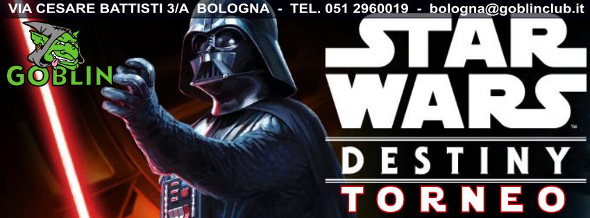 Star Wars Destiny: Torneo – Trovo insopportabile la tua mancanza di fede
