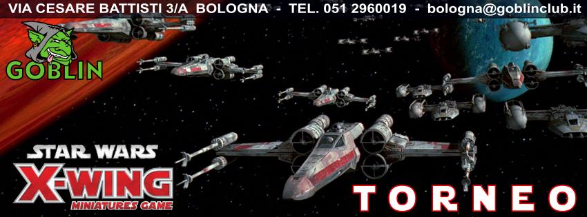 Star Wars: X-Wing – torneo 100 punti