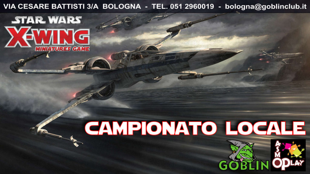 Star Wars: X-Wing – Store Championship (Torneo Locale)