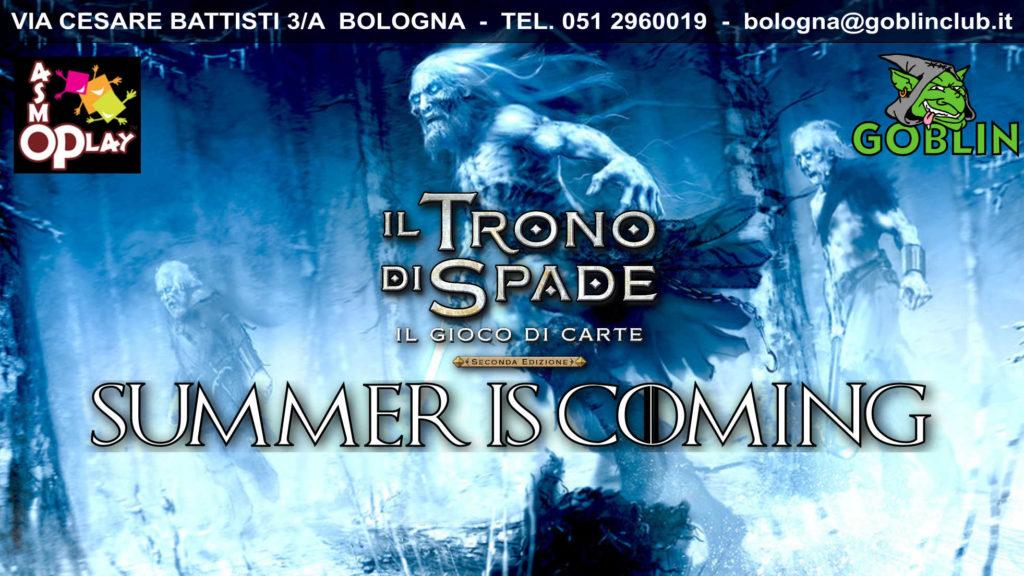 Il Trono di Spade LCG: Torneo – Summer is Coming
