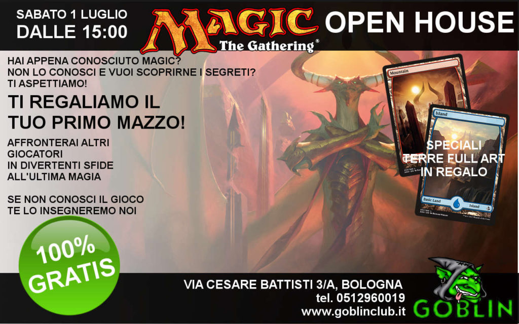 Open House Magic