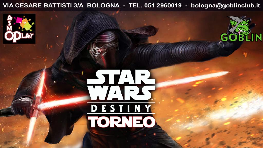 """Star Wars Destiny – Torneo """"Il Frignetta"""""""
