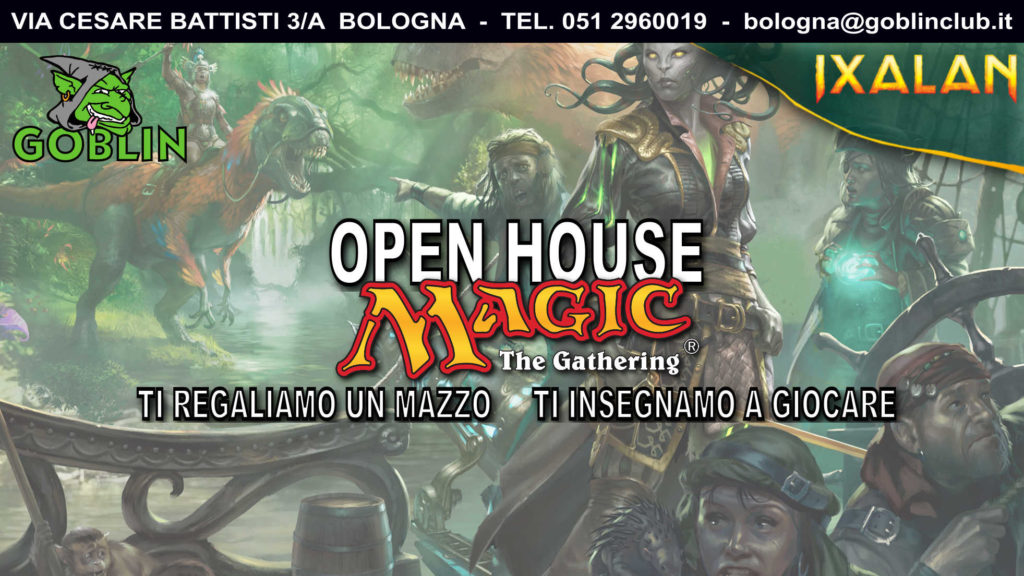 Magic Open House: Ixalan