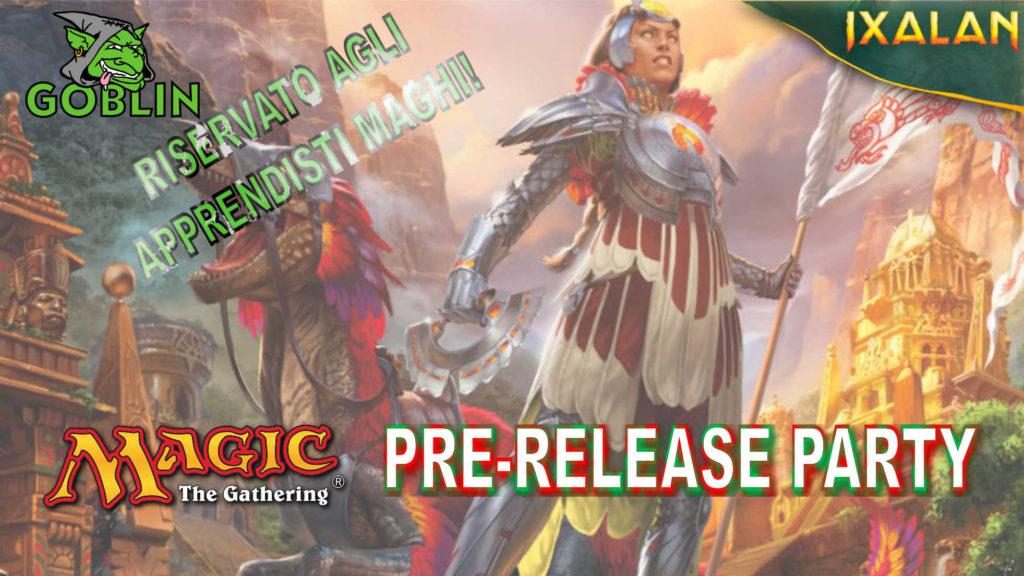 Pre Release Party Ixalan