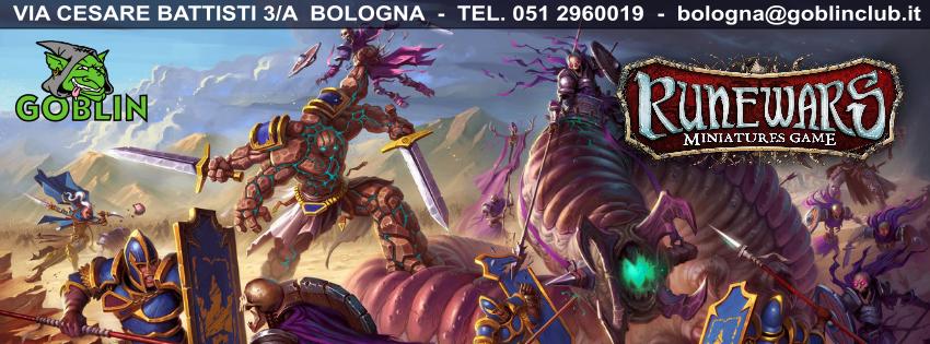 Runewars: torneo con carte e segnalini promo!