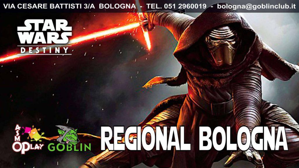 Star Wars Destiny: Torneo – Regionale