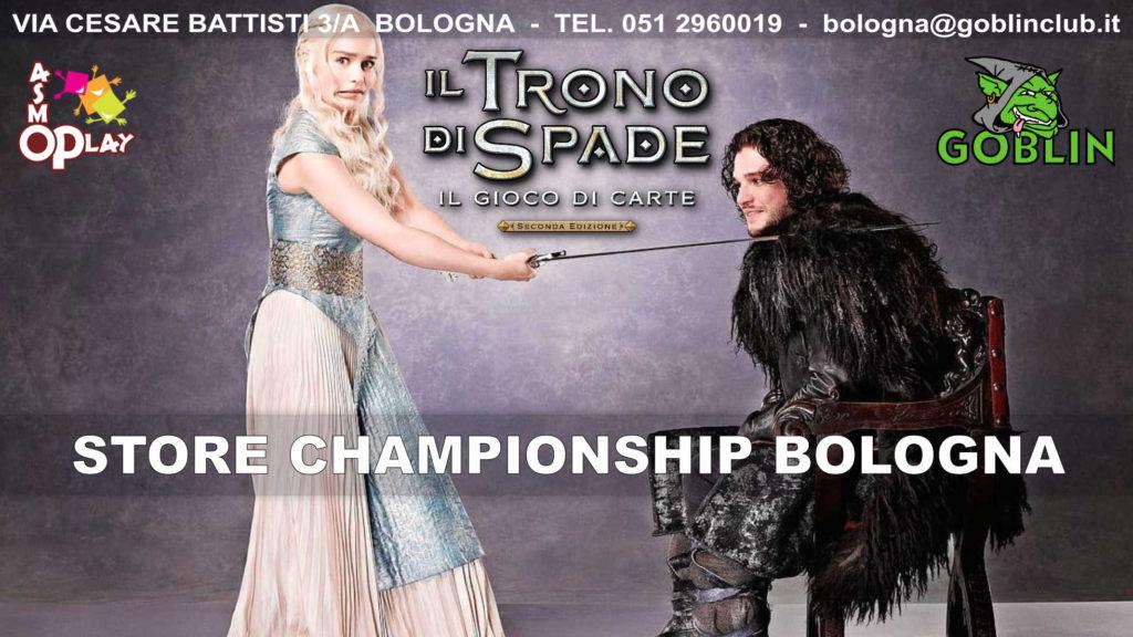 Il Trono di Spade LCG: Torneo – Store Championship