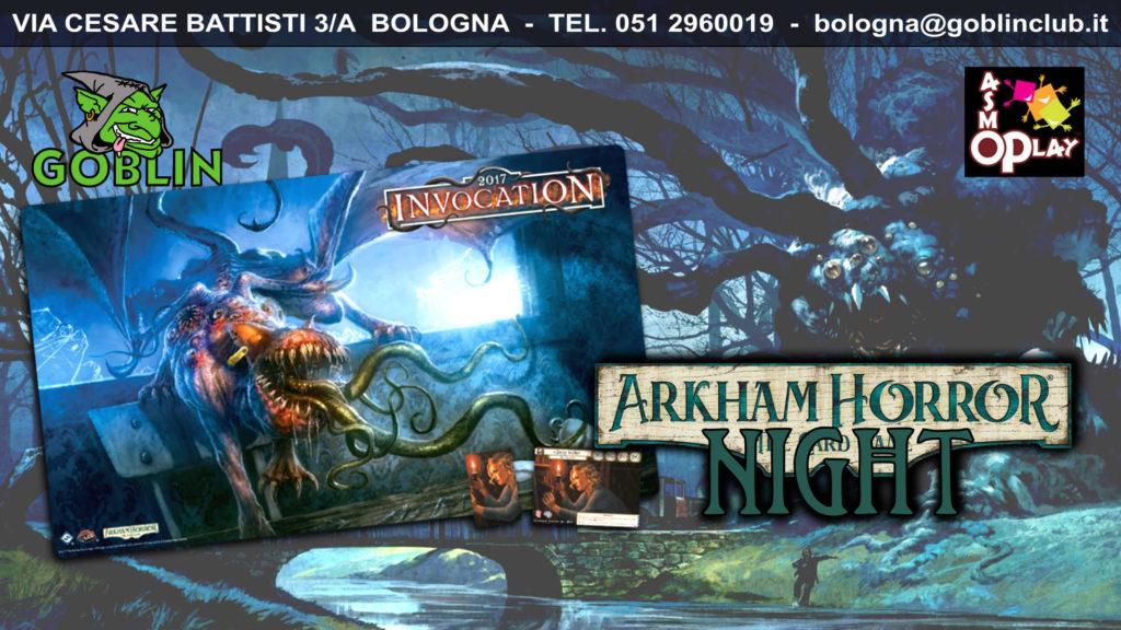 Arkham Horror LCG: Invocation Night