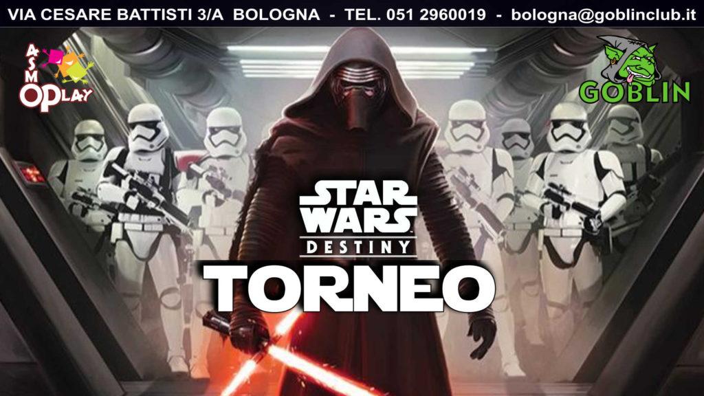 Star Wars Destiny: Torneo – Win a Box