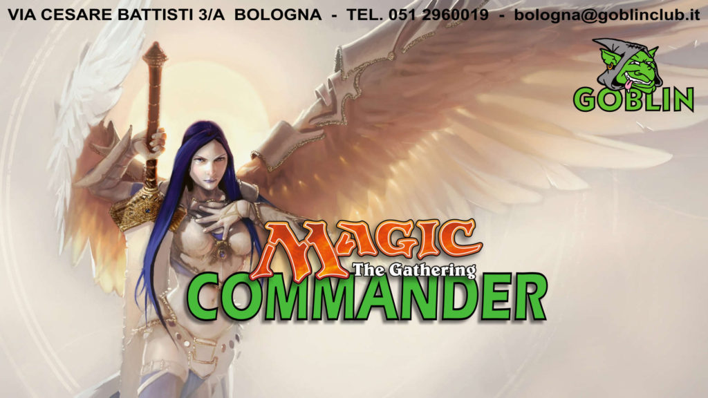 Magic: Torneo Commander 1v1