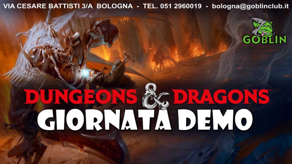 D&D 5° edizione: partita demo!