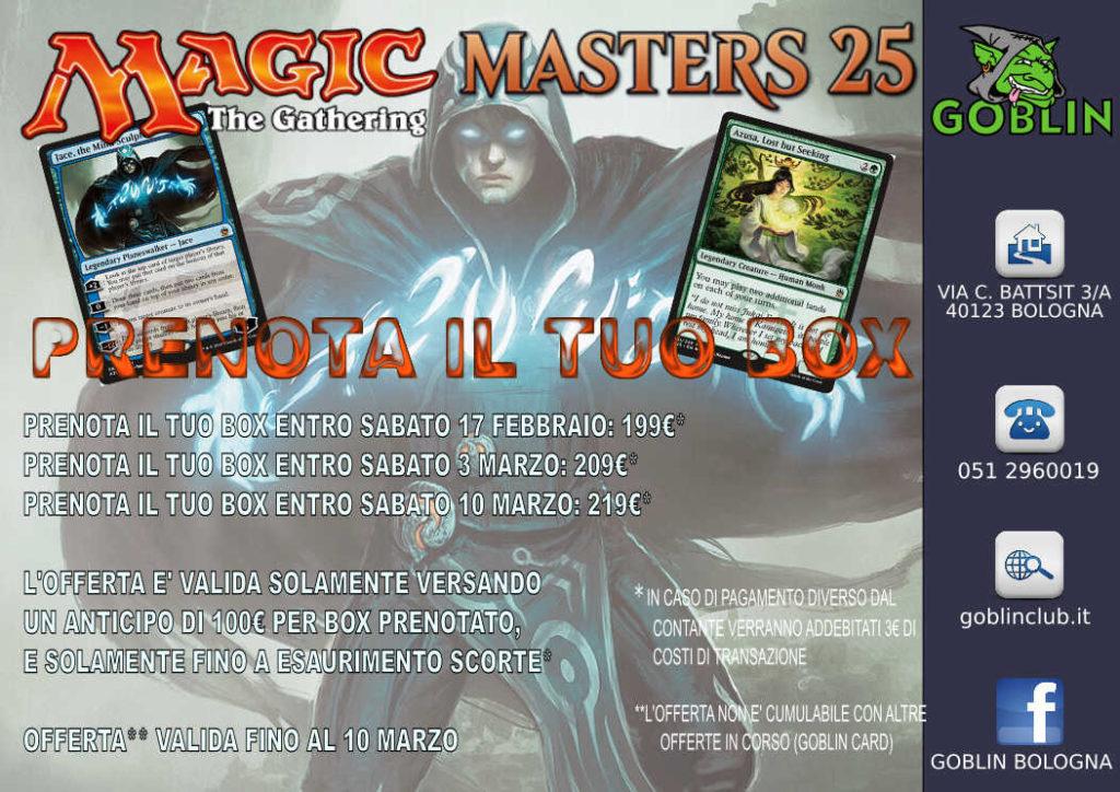 Magic Master 25
