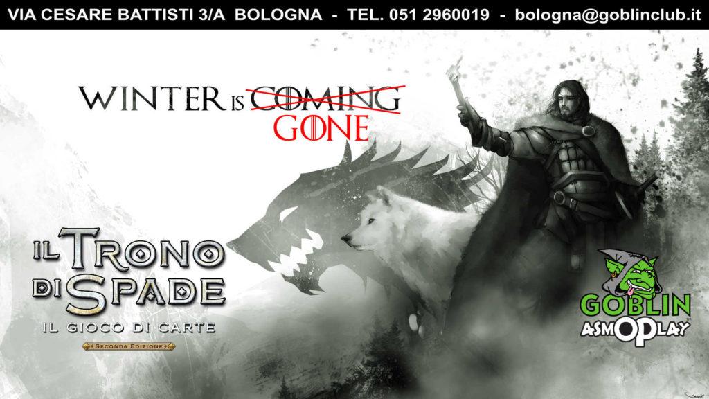 Il Trono di Spade LCG: Torneo – Winter is Gone
