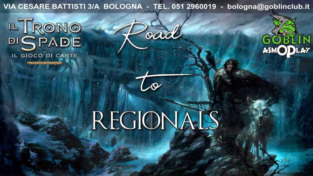 Il Trono di Spade LCG: Torneo – Road to Regionals