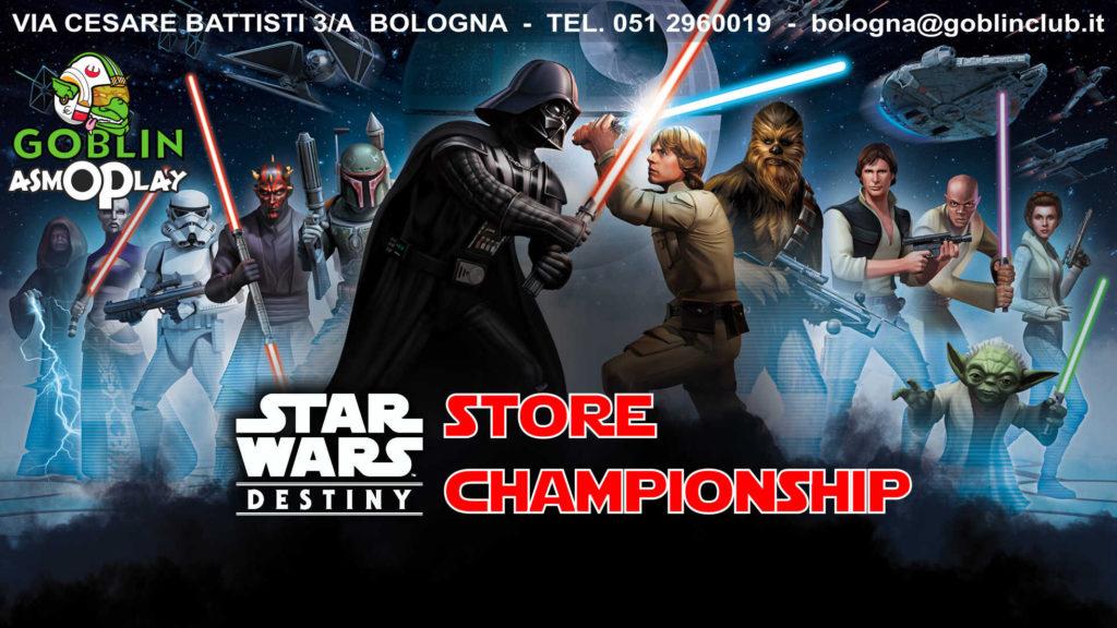 Star Wars: Destiny – Store Championship