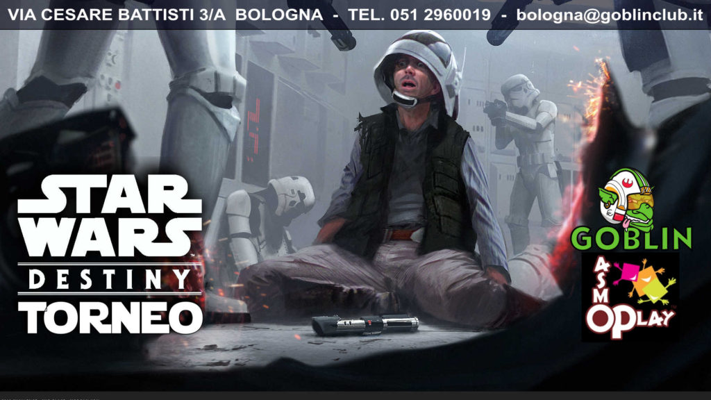 Star Wars Destiny – Torneo