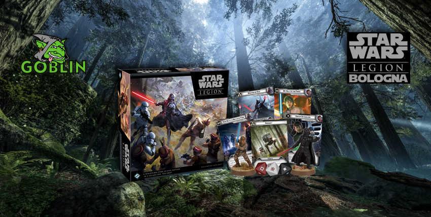 Un pomeriggio di Star Wars Legion