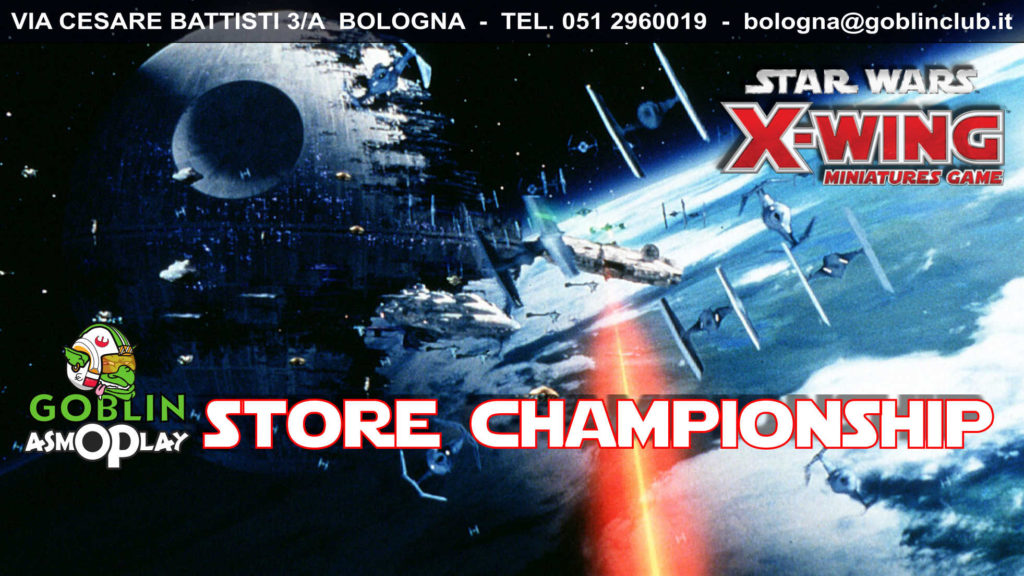 Star Wars: X-Wing – Store Championship
