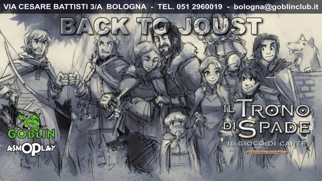 Il Trono di Spade LCG: Torneo – Back to Joust