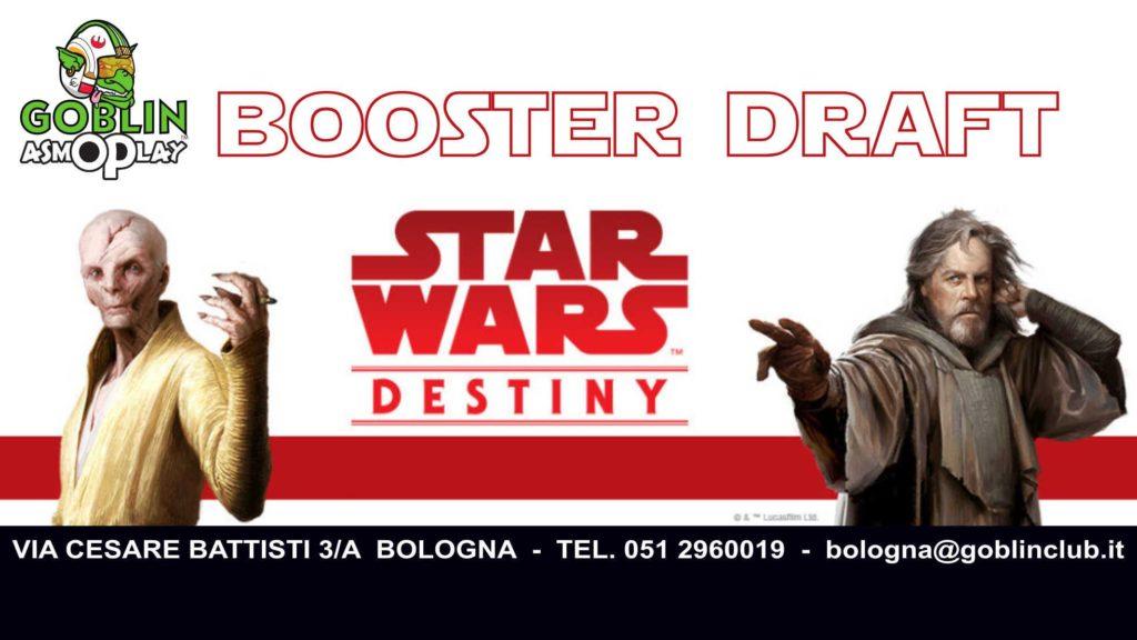 Star Wars: Destiny – Torneo Booster Draft