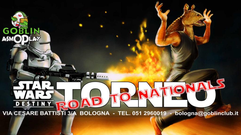 "Star Wars Destiny – Torneo ""Road to Nationals"""
