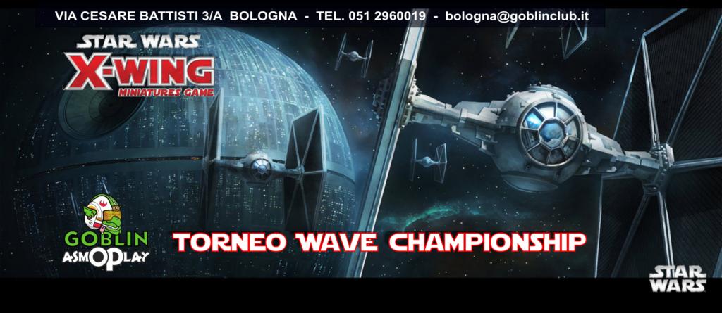 """X-Wing: torneo WAVE CHAMPIONSHIP """"E ora, giovane Skywalker, morirai"""""""