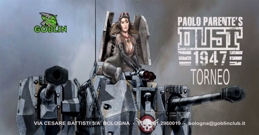 DUST 1947: torneo Babylon Two