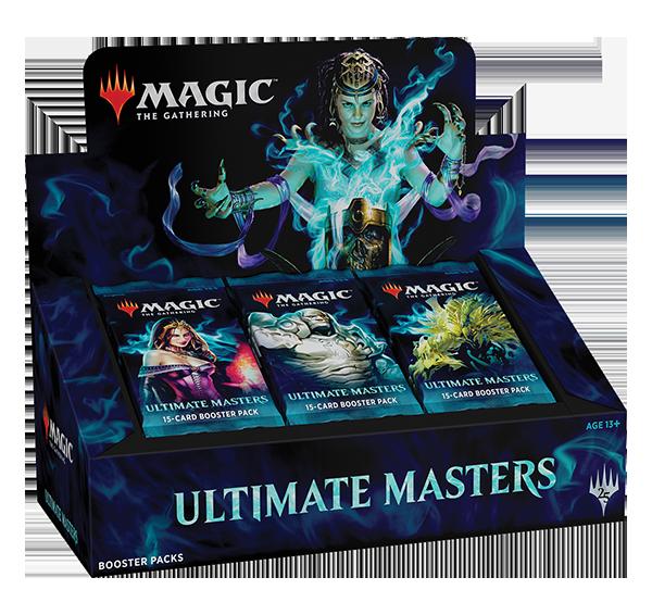 Magic: Ultimate Masters – Prenotazioni