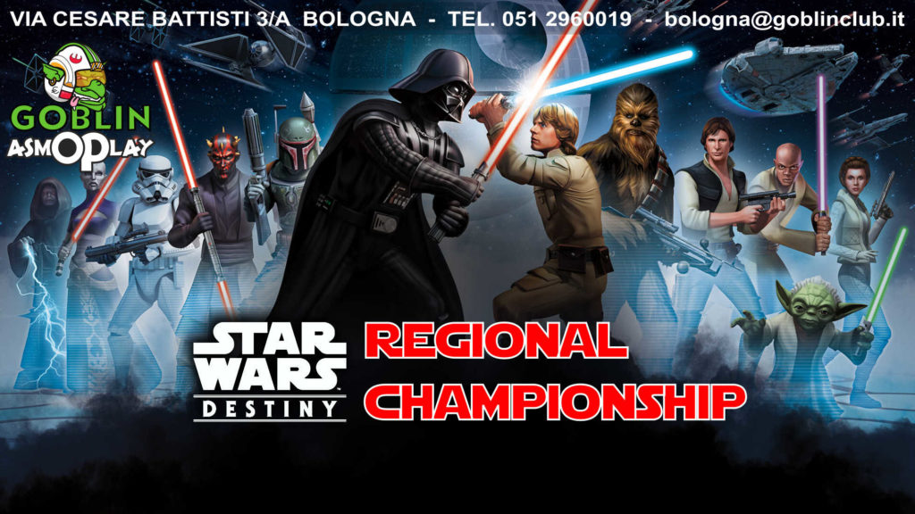 Star Wars Destiny – Regional Championship