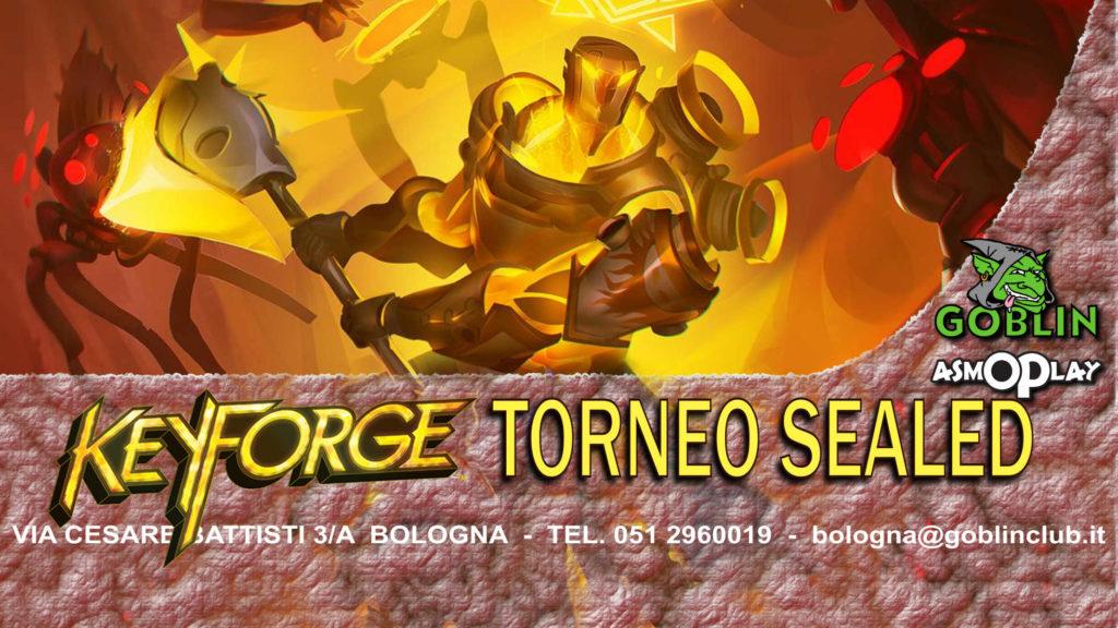 Keyforge: Torneo Sealed