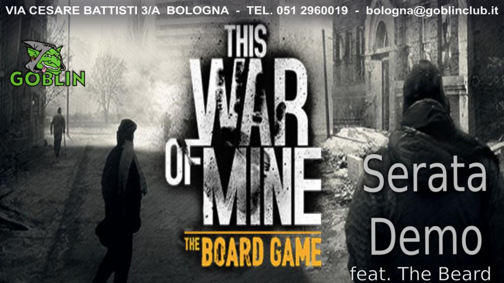 This War of Mine: serata demo