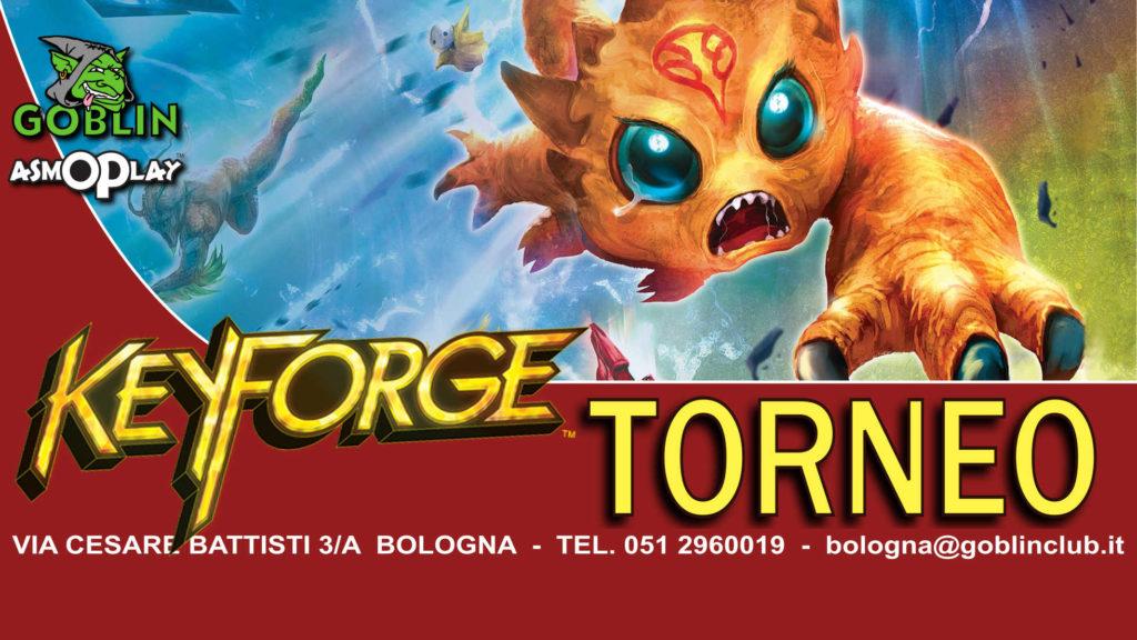 Keyforge: Torneo Arconte (serale)