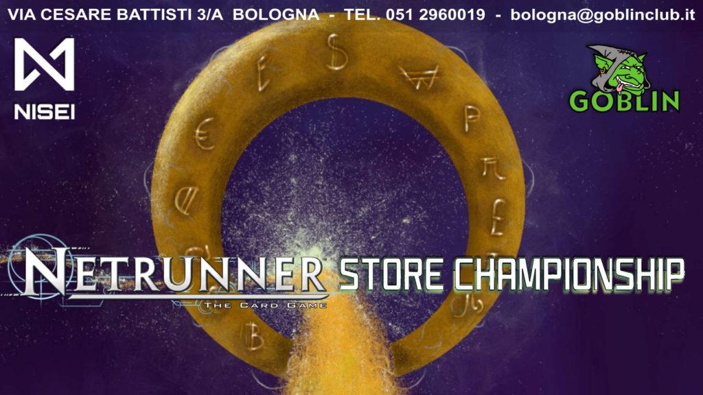 Netrunner – NISEI Store Championship