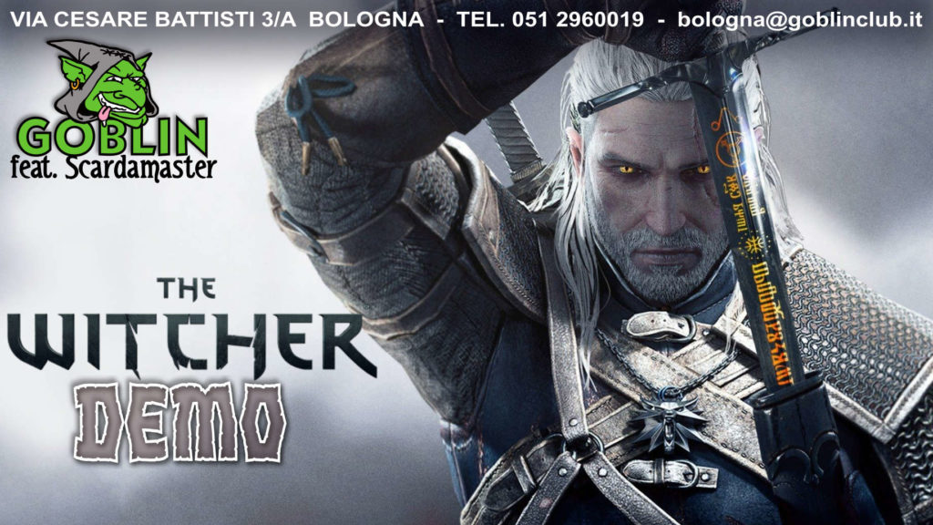 The Witcher: Demo