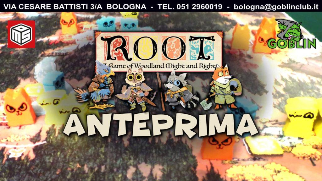 ROOT: anteprima