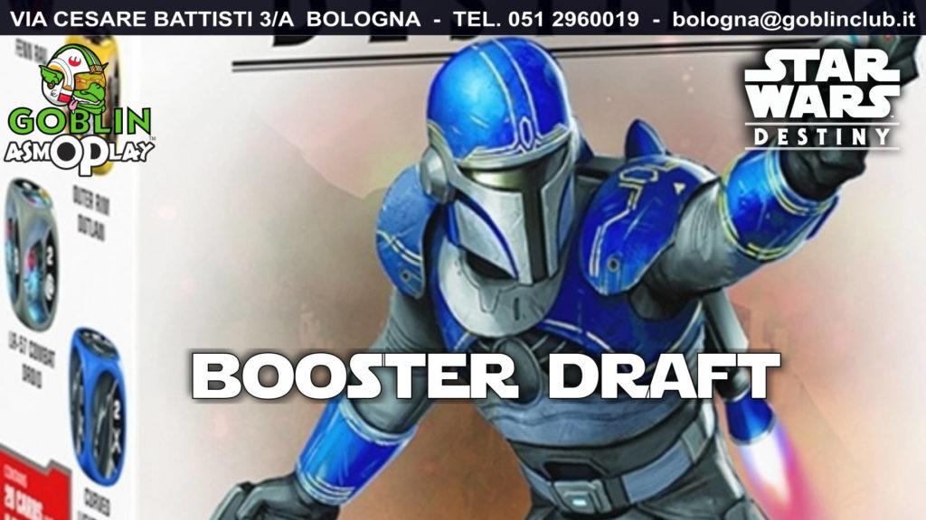 Star Wars Destiny – Torneo Booster Draft