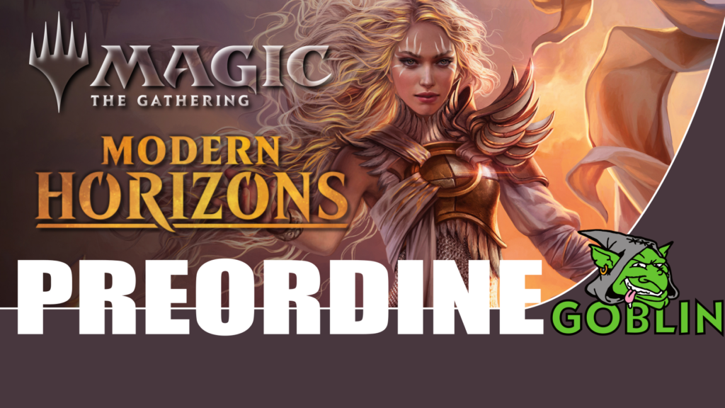 Magic – Modern Horizons: Prenotazione