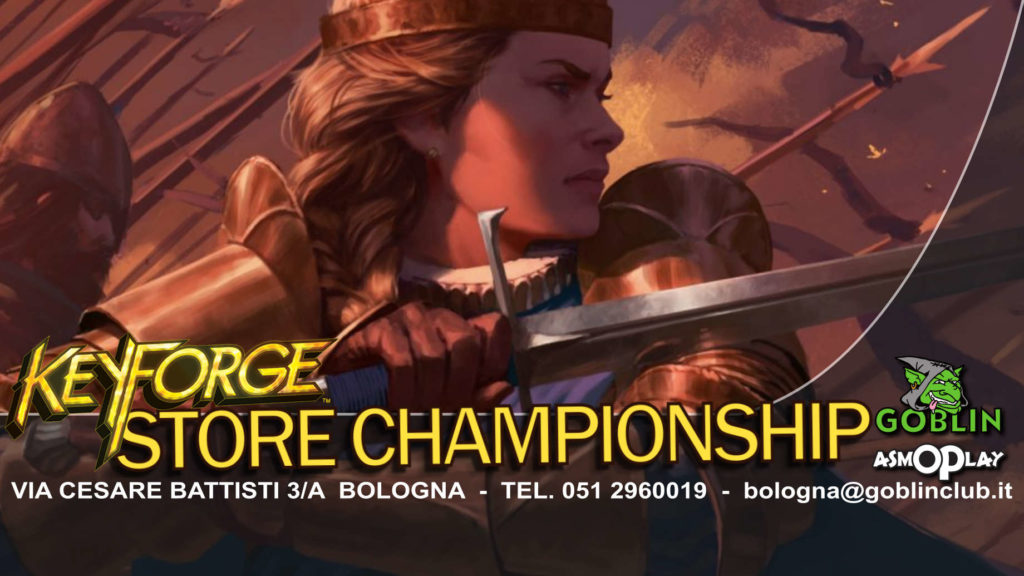 Keyforge: Store Championship
