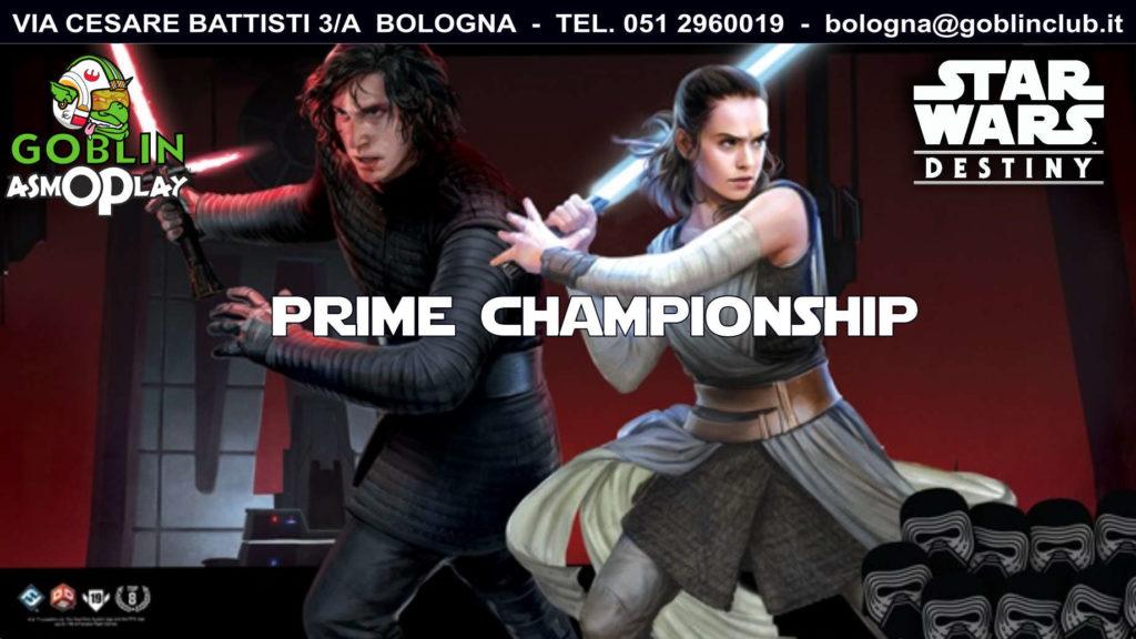 Star Wars Destiny – Prime Championship