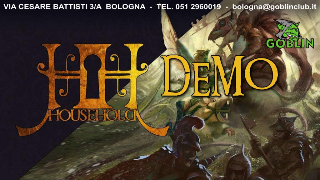 Household – demo