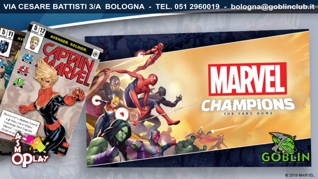 Marvel Champions – Launch Party