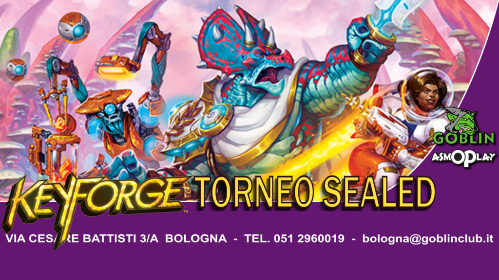 KeyForge: torneo weekly sealed Leaderboard 2019
